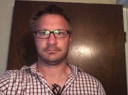 Dave Baltrus nailed the chest hair.